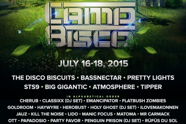 2015 Lineup Poster